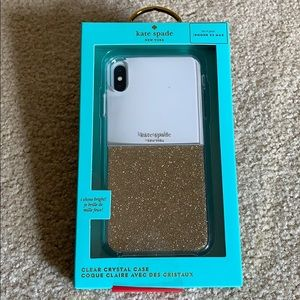 Kate Spade protective case for iPhone XS MAX